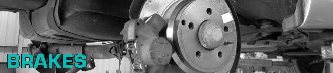 High performance brakes volvo v70
